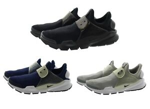 new arrivals a75b9 c1cce Image is loading Nike-819686-Mens-Sock-Dart-Low-Top-Running-