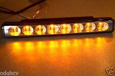 2 x 16 SMD LED Para Coche Furgoneta Luz Diurna DRL Luz de día Faros con