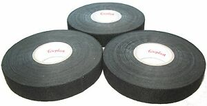 3x-Coroplast-kfz-Gewebeband-mit-Vlies-8550-19mm-x-25m-Tape-Klebeband-MwSt-neu