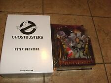 "Ghostbusters Peter Venkman 6"" Movie Figure Proton Stream Matty Mattel NEW MOC"