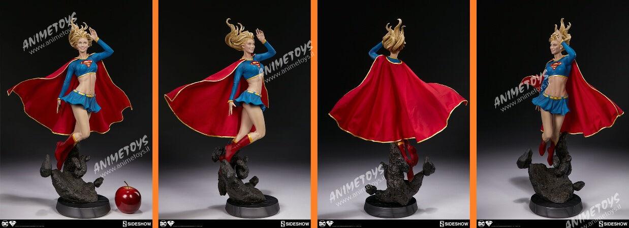 SIDESHOW – – – DC COMICS – Supergirl – Premium Format Figure 1 4 f0c425