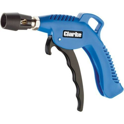 Clarke CAT148 Air Blow Gun With Turbo Venturi Tip 3120162