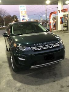 Land Rover Discovery Sport - pano roof, phone control,
