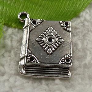 free ship 160 pcs tibet silver lock charms 14x8mm #3052