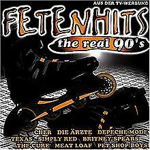 Fetenhits-The-Real-90-039-s-von-Various-CD-Zustand-gut