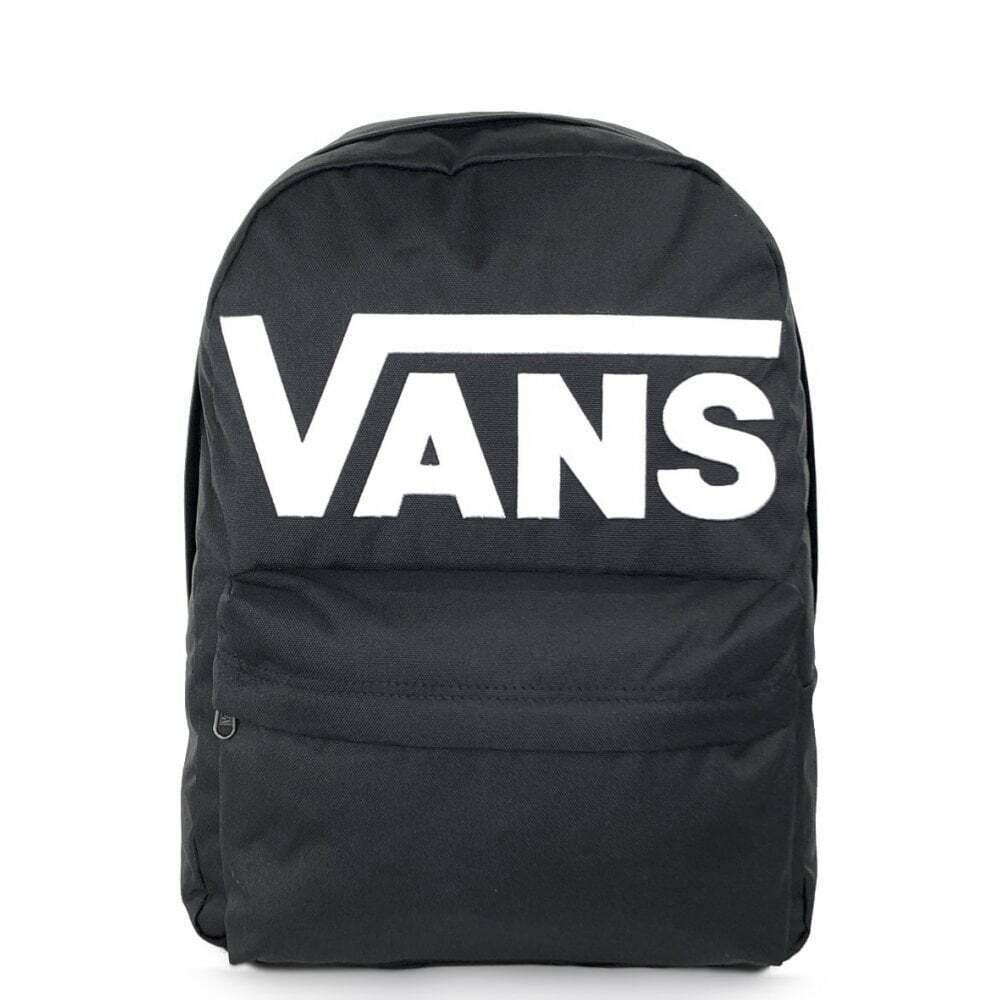 vans floral school bag