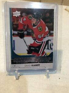 2017-18-Upper-Deck-Update-Hockey-David-Kampf-Young-Guns