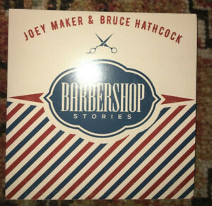 Bruce-Hathcock-Joey-Maker-Barbershop-Stories-Lemon-Kitsune-CD-NEW
