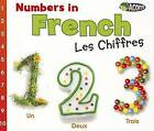 Numbers in French: Les Chiffres by Daniel Nunn (Paperback / softback, 2012)