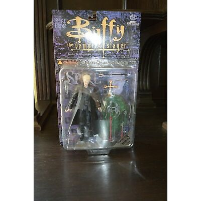 Buffy im Bann der Dämonen Figur - Spike (James Marsters) Vampir -OVP- RAR,SELTEN