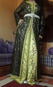 moroccan takchita for wedding Eid dress moroccan caftan evening gown