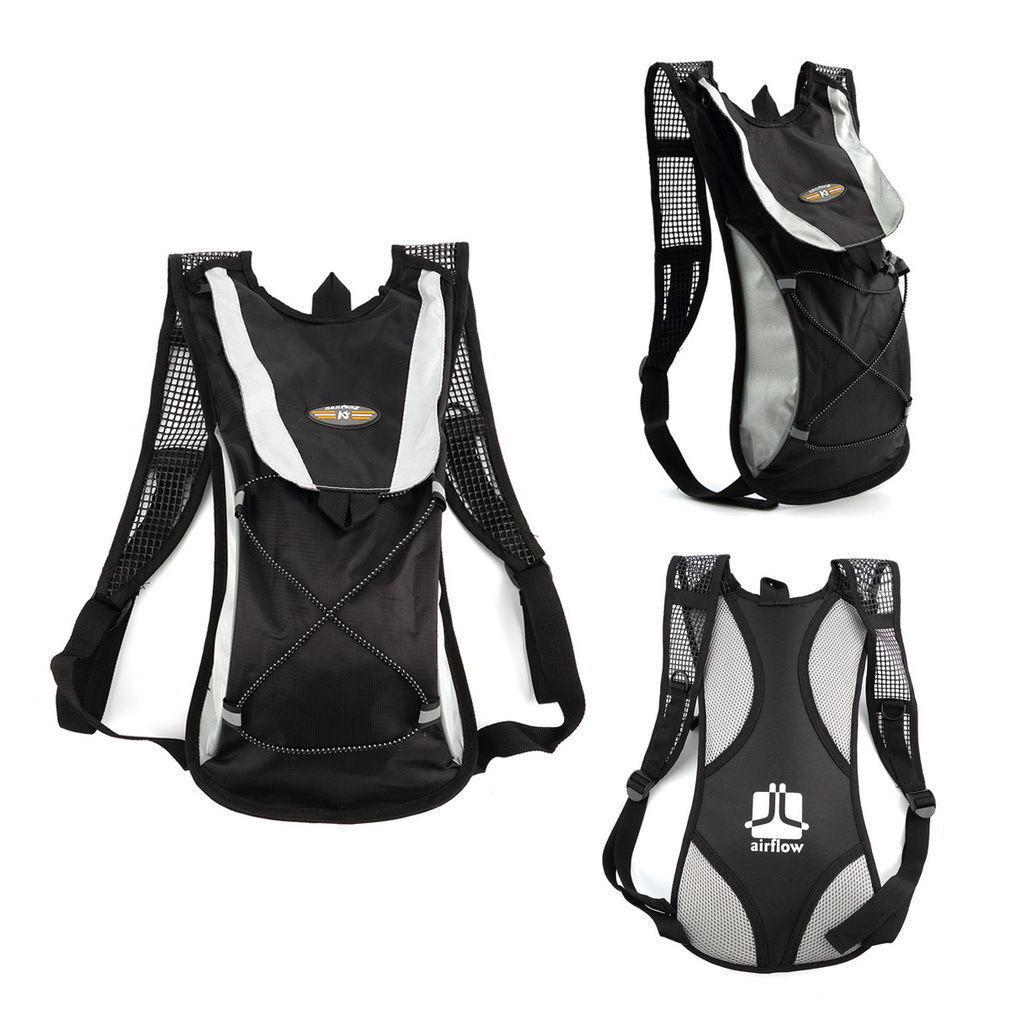 2L Bicycle Bike Cycling Mouth Water Bladder Bag Hydration Hydration Hydration Camping Sports azul SC 7214f9