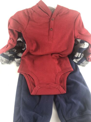 Just One You Made by Carter/'s  24 Month Baby Boy 3 Piece Outfit New W// Tags