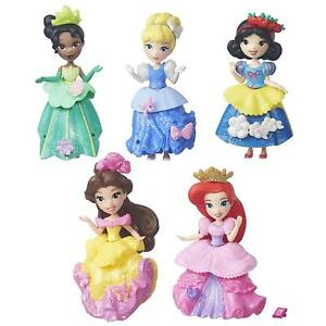 Disney-Princess-Little-Kingdom-Royal-Sparkle-Figure-Collection-Toy-Playset