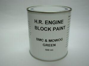 ml bmc mowog green heat resistant   gloss engine caliper enamel paint ebay