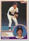 1983 Topps Dave Rozema #562 Baseball Card