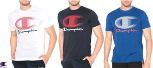 Champion Athletic Fashion Sport Urban T Shirt Herren Shirt Mens Neu
