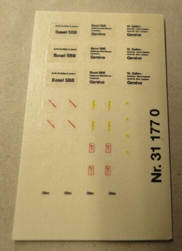 MERCE NUOVA Märklin h0 70414 Segnale principale con griglia Mast HP 0//HP 1//HP 2