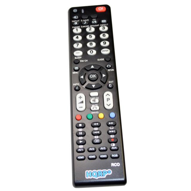 L19DP04U Hitachi TV Remote Control For L19DP04UA L19DK04U L19DP04UJ