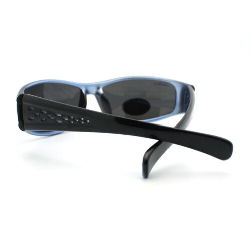 Mens Sports Sunglasses Oval Wrap Around Active Fashion Eyewear