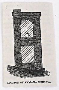 small-1883-magazine-engraving-Section-of-AYMARA-CHULPA-Bolivia