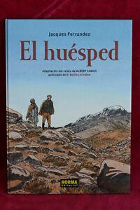 El-huesped-The-guest-Espagnol-JACQUES-FERRANDEZ