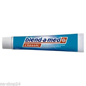 2-65-100-ml-75ml-blend-a-med-classique-Dentifrice-contre-Caries-Extra