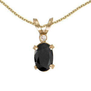 10k-Yellow-Gold-Oval-Onyx-And-Diamond-Filigree-Pendant-with-16-034-Chain
