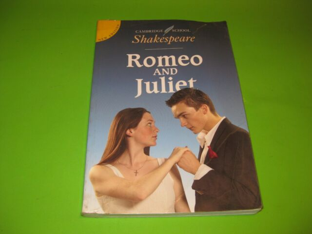 Romeo and Juliet by William Shakespeare (Paperback, 2002)