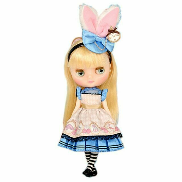 "Hasbro Middie Blythe ""Pebble Cake and Shrinking Alice"""