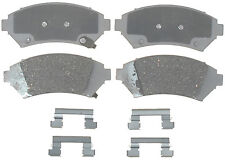 ACDelco 14D818CH Front Ceramic Brake Pads