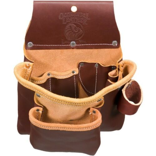 Occidental Leather 2 Pouch Pro Tool Belt Bag