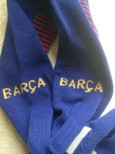 One Size To Fit 5-12 Years Old Kids Sizes 2018//19 FCB Barcelona 2018 Socks