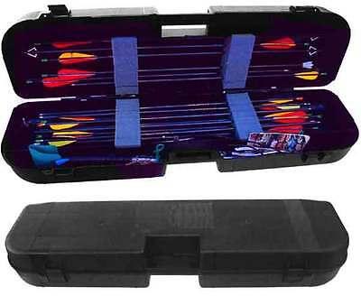 Holds 36 Arrows MTM Arrow Plus Case Black