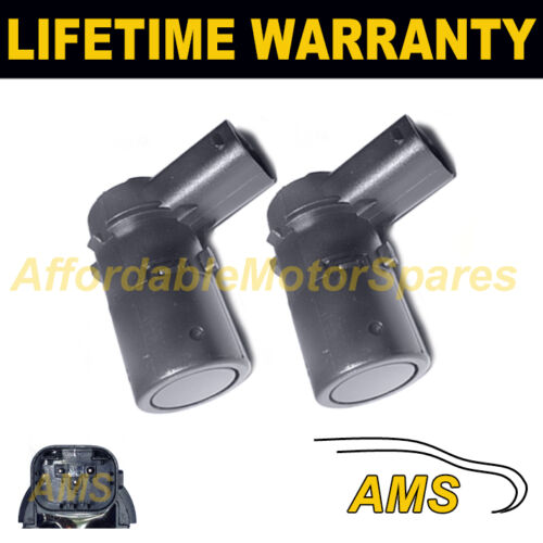 2X FOR LAND ROVEROVERY PDC PARKING DISTANCE REVERSE SENSOR FRONT REAR 2PS0112S