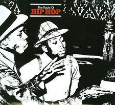 THE ROOTS OF HIP HOP COMPILATION CD 2008 HARTE 20'S 60'S RAP CHURCH GANGSTA