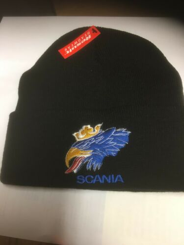 Scania Griffin Beanie Wooley Hat