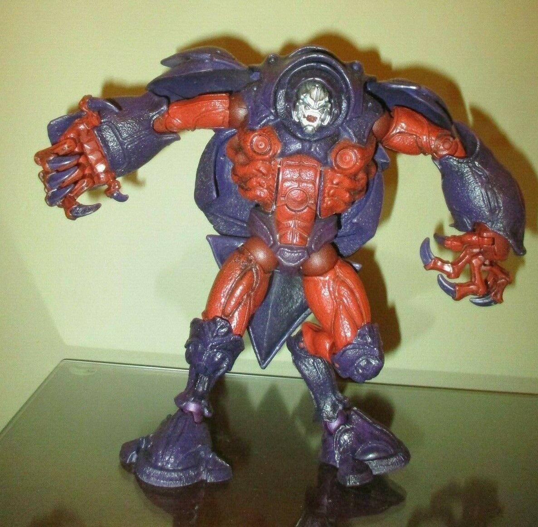 Marvel Legends rot Skull Magneto ONSLAUGHT BAF Build a Figure
