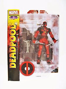 Marvel Choix Deadpool Action Figuremarvel Figurine Articulée