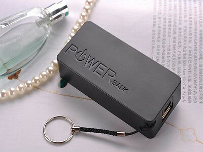 Portable 5600mAh USB External Backup Power Bank Case Pack Box Battery Charger