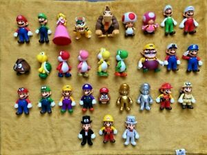 Super-Mario-5-034-Large-Figure-Collection-Choice-of-30-Different-Characters-NEW