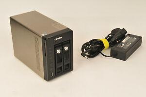 QNAP disco SATA DUAL Systems Network Attached Storage modello: TS-269 Pro