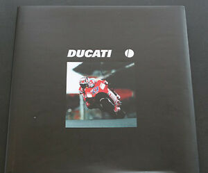 DUCATI-Black-Factory-Jahrbuch-BUCH-Book-Yearbook-2007-CASEY-STONER-MOTO-GP-RAR