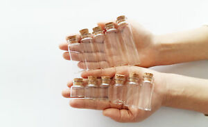 100pcs-22mm-Mini-Empty-Clear-Glass-Wish-Bottles-With-Cork-Lid-Small-Vials