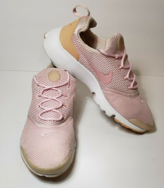 Nike Presto Fly GS Running Shoes Pink