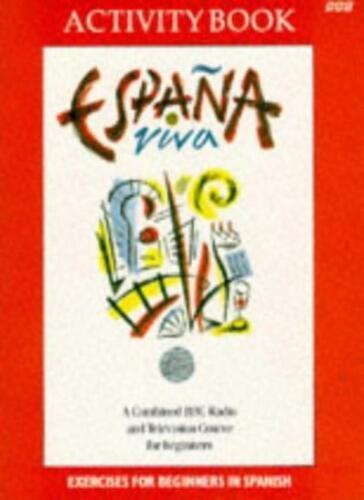 1 of 1 - Espana Viva: Grammar Workbook : Grammar Workbk,Maria Assumpta Serarols, Derek U