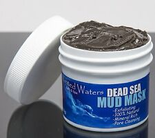 DEAD SEA Mud Mask -  Facial, Anti-Aging, Acne Mask, Oily Skin, Pore Minimizer