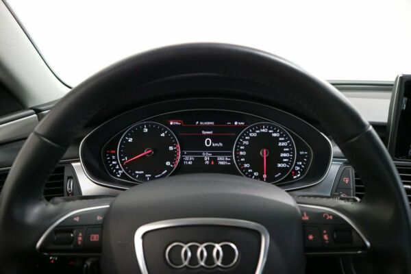 Audi A6 2,0 TDi 190 S-line Avant S-tr. - billede 3
