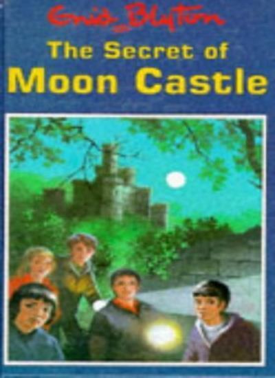 The Secret of Moon Castle (Enid Blyton's secret island series),Enid Blyton, Dud