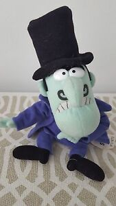 SNIDELY WHIPLASH From Dudley Do-Right Beanbag Plush NWT ROCKY BULLWINKLE !!!